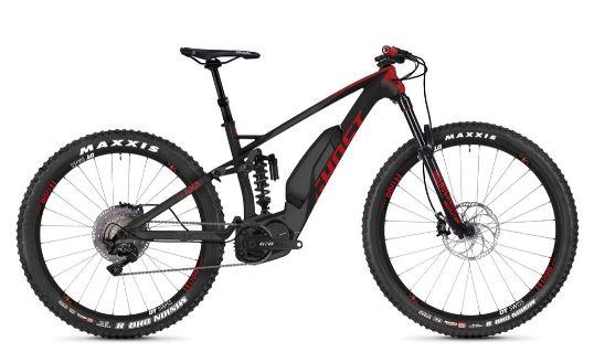 Ghost Hybrid SLAMR S2.7 schwarz rot
