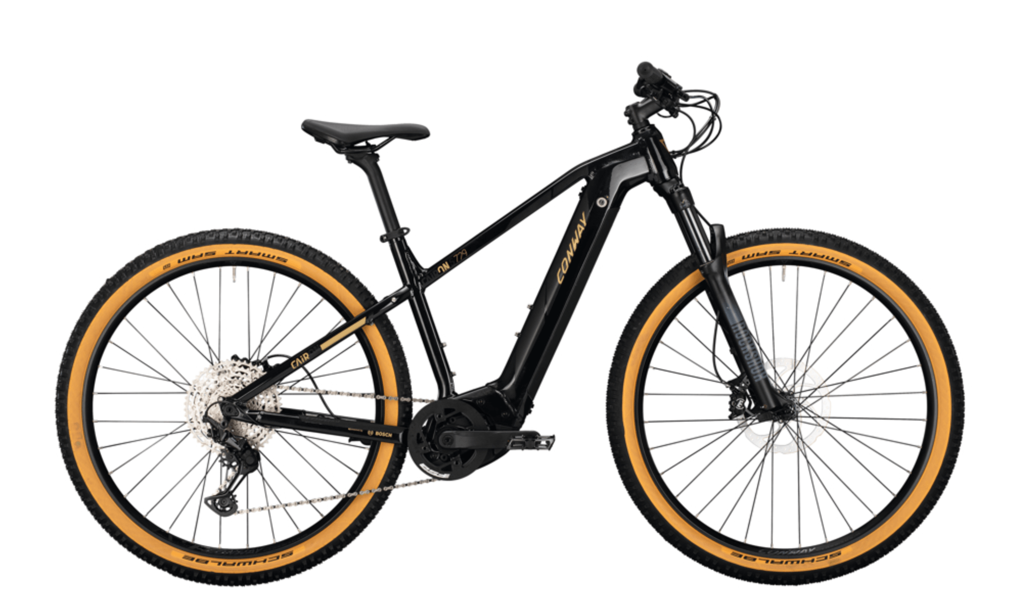 Conway Cairon S 727 E-Bike Hardtail-2
