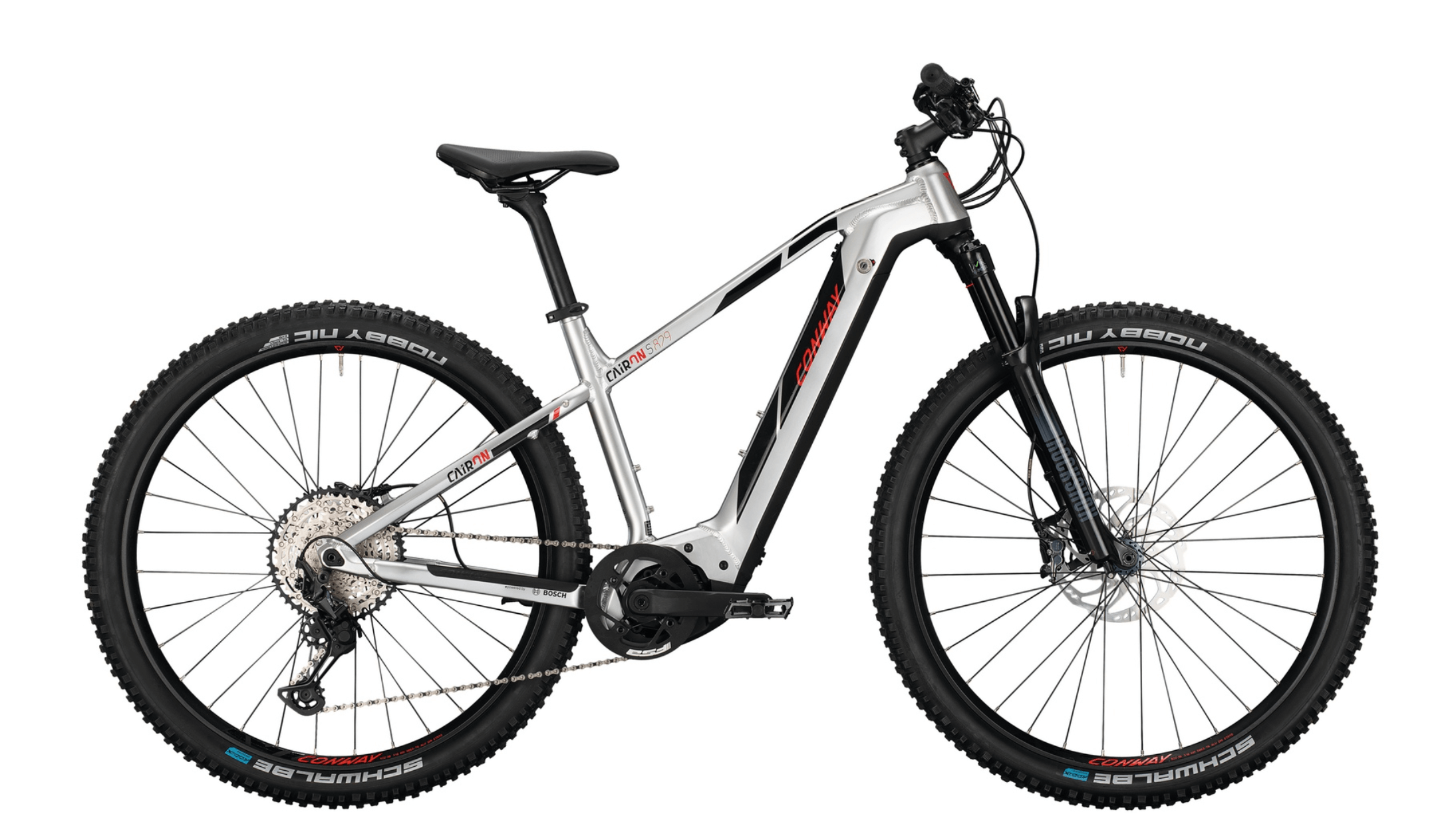 Conway Cairon S 829 E-Bike Hardtail -2