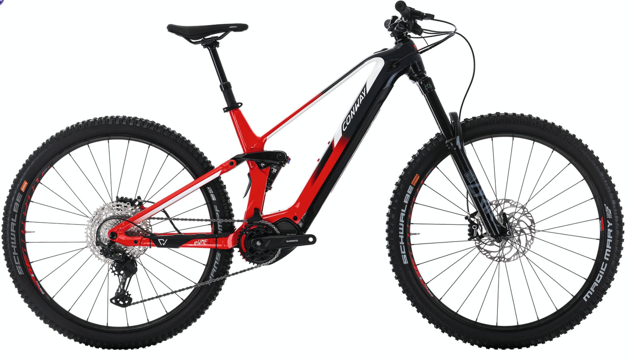 Conway WME 429 E-Bike Fully