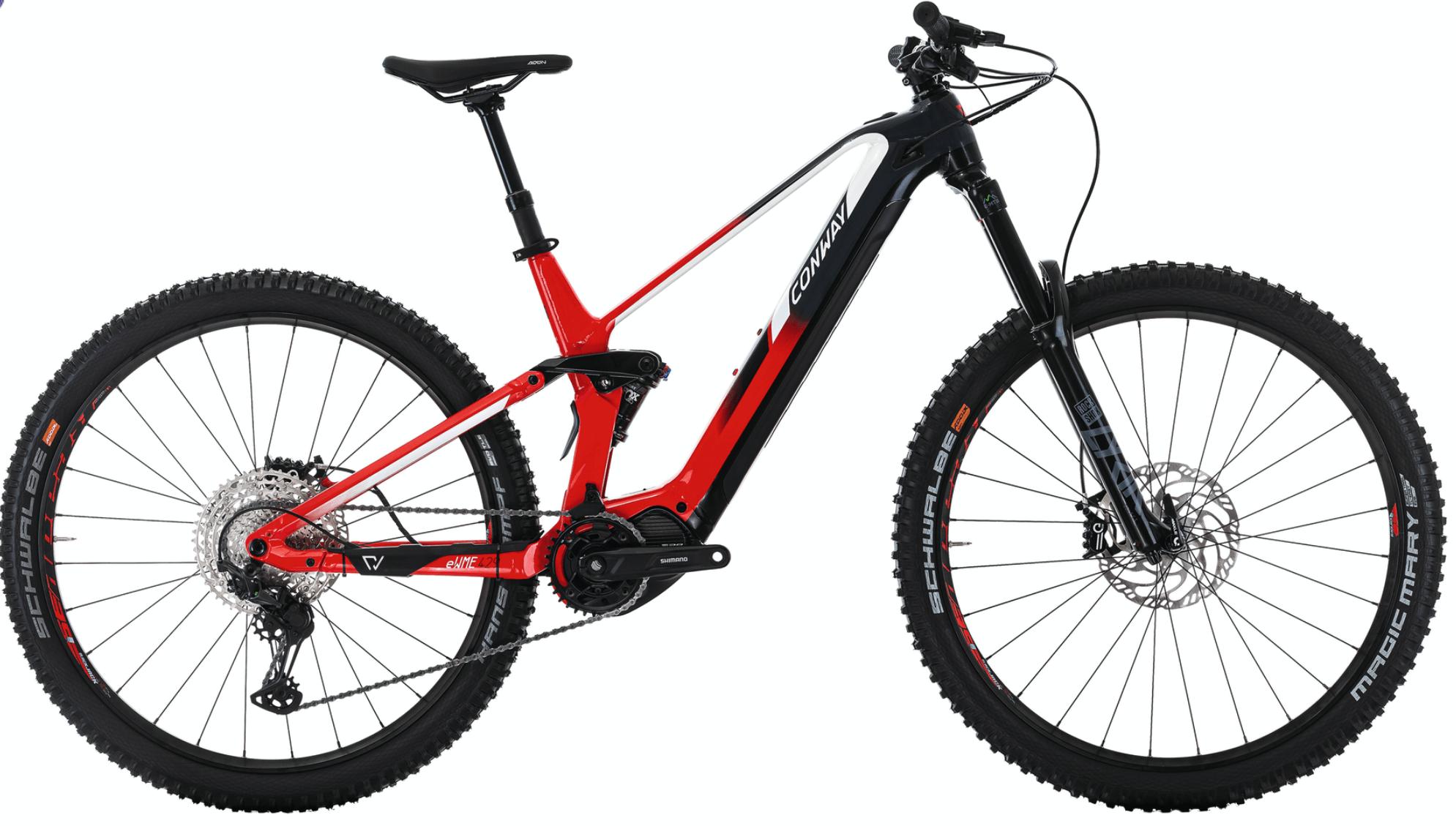 Conway WME 429 E-Bike Fully-2