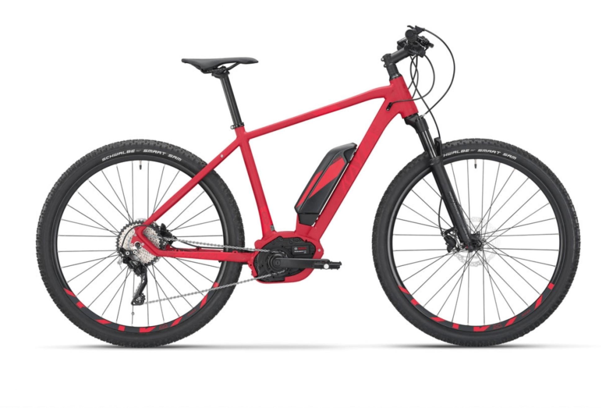 Kayza Hydric 8 E-Bike MTB Cross-2