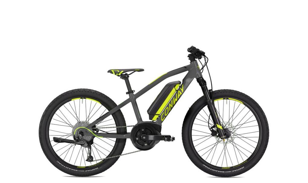 Conway eMS 240 E-Bike Hardtail Kinder
